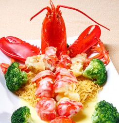 Chinese Lobster Popularity Soars