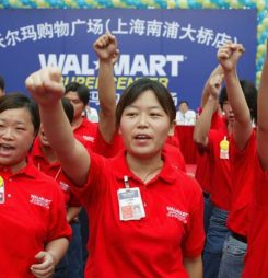 Good Lobster Supplies Spur Competition in China, With Walmart Prices for Lobster Lower Than Online