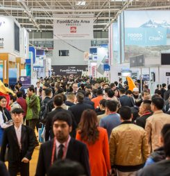 Increase in Overseas Exhibitors Pushes China Fisheries & Seafood Expo to Another New Record