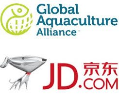 GAA Signs Agreement for Major Chinese E-Commerce Retailer JD.com to Distribute BAP Certified Seafood