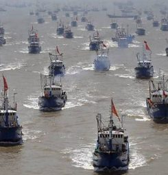 China Begins Annual Summer Fishing Ban in Most Areas