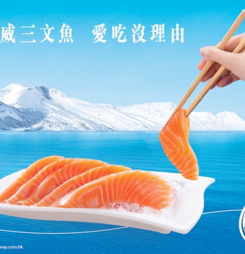 Norwegian Companies Plan Explosive Growth in Salmon Sales to China This Year, Aim for 65% Mkt Share