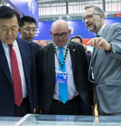 Record Irish presence at Chinese Seafood Expo