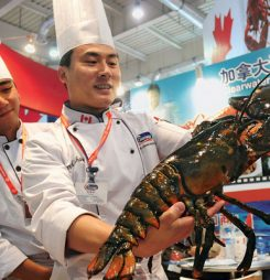 Canadian Seafood Exports to China Up 25%